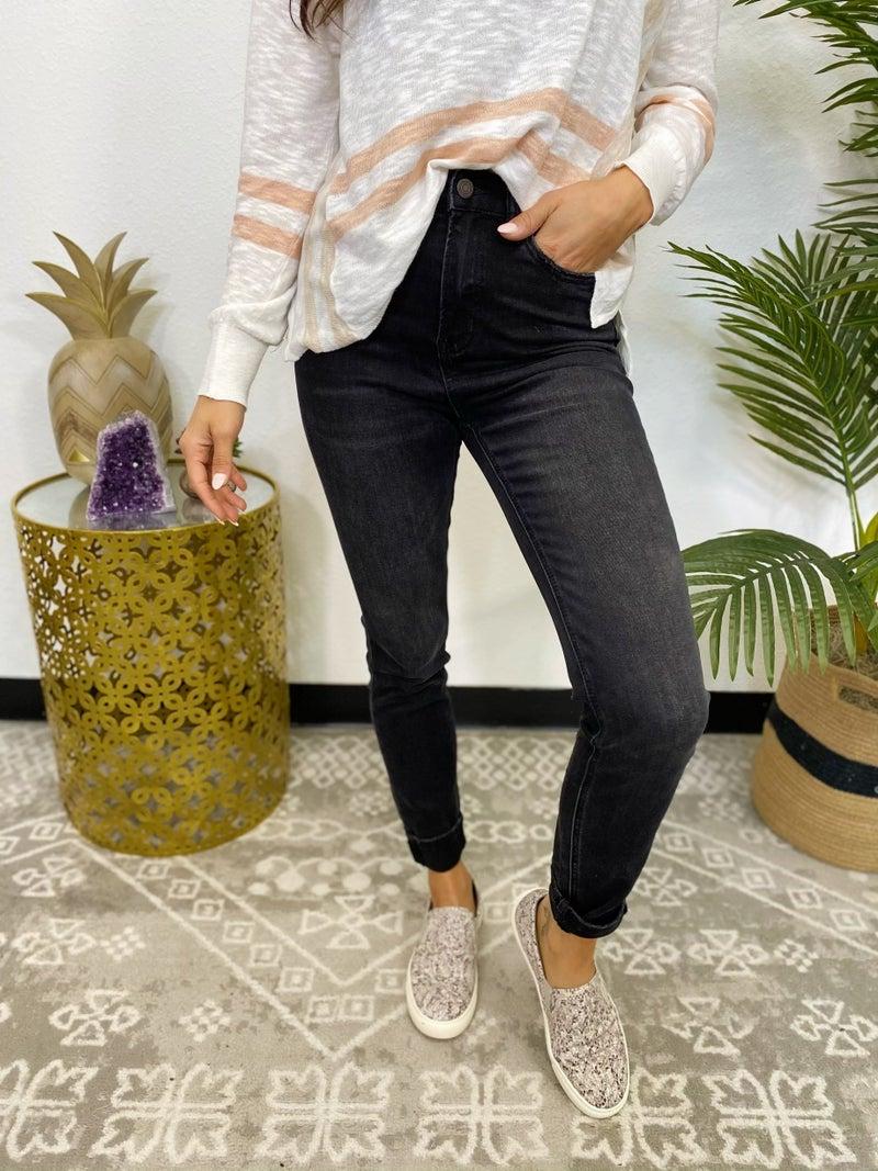 Vervet Stampede High Rise Skinny Jeans