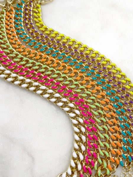 Melania Clara Savannah Bracelet - 7 Colors!