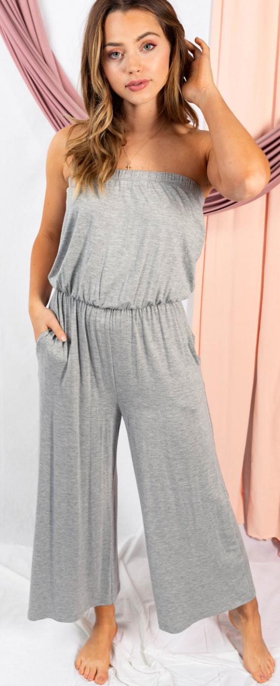 Comfort Cute Jumpsuit - 3 Colors!