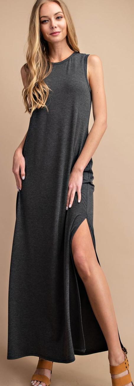 Premier Maxi Dress - 2 Colors!