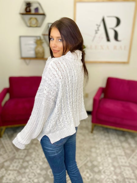 Winter Wonderland Sweater - 2 Colors!