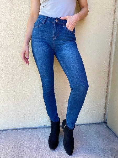 Judy Blue So True Thermadenim Thermal Skinny Jeans