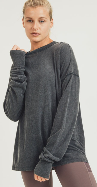 How Awesome Is She Sweater Top - 5 Colors!