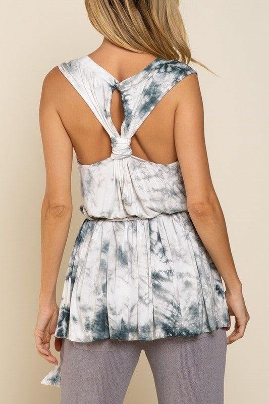 Specially Tie Dye Swing Dress - 3 Colors!