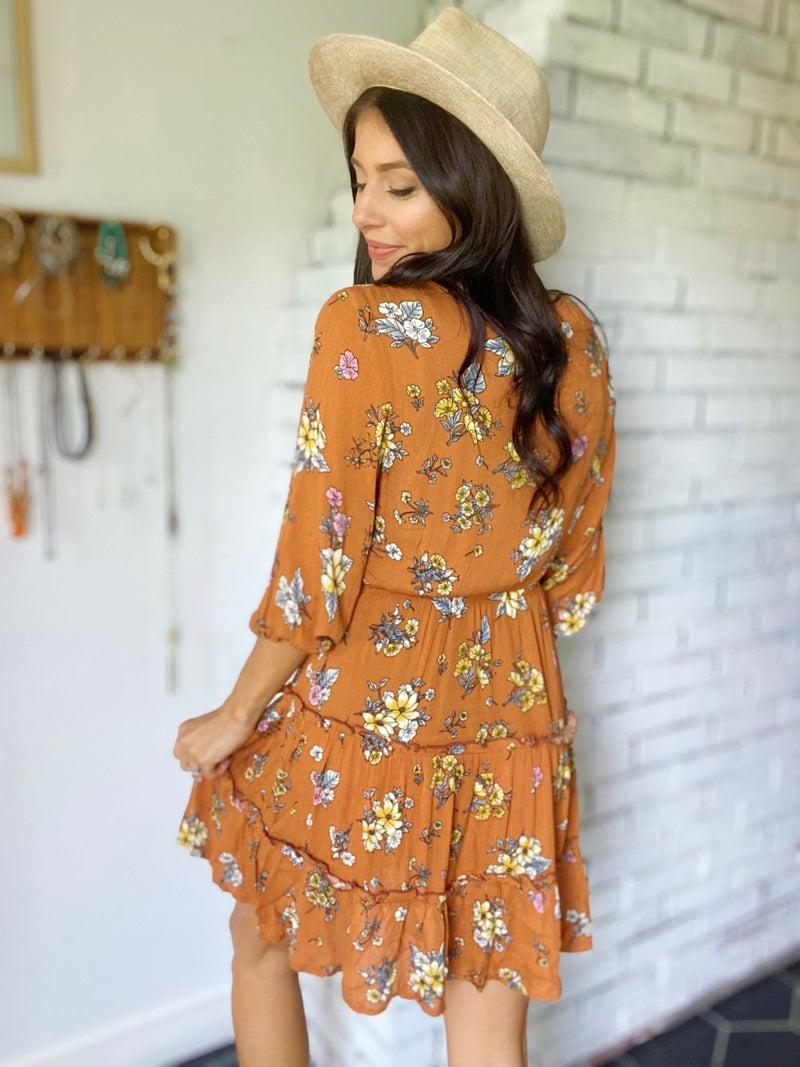 Flourish All Day Dress