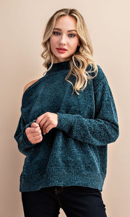 Cool Fall Evenings Sweater - 4 Colors!