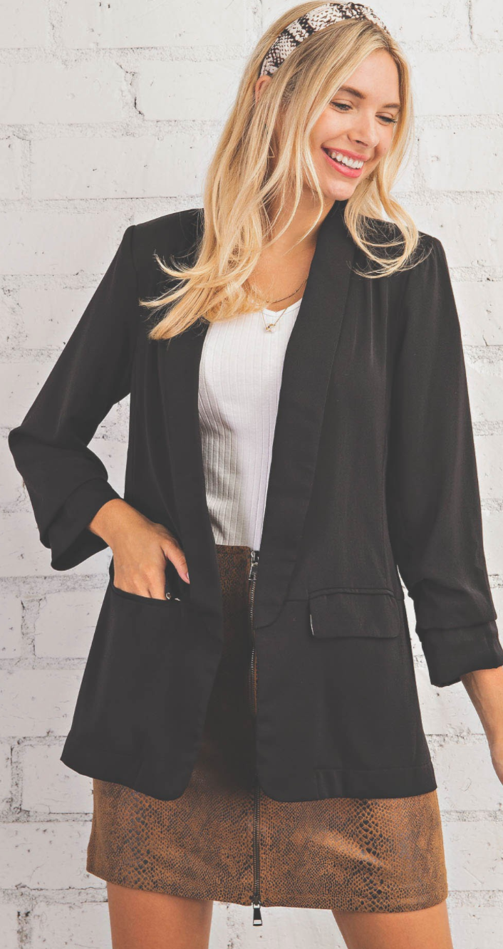 It's About To Go Down Blazer - 4 Colors!