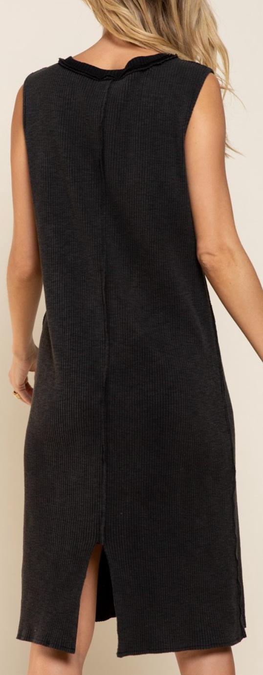 Unique In Me Knit Dress - 3 Colors!