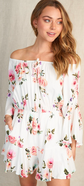 Promise You This Romper