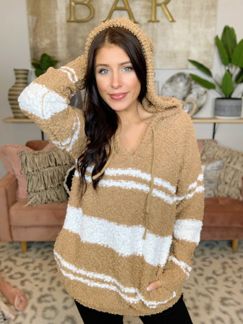 Trademark Sweater - 4 Colors!