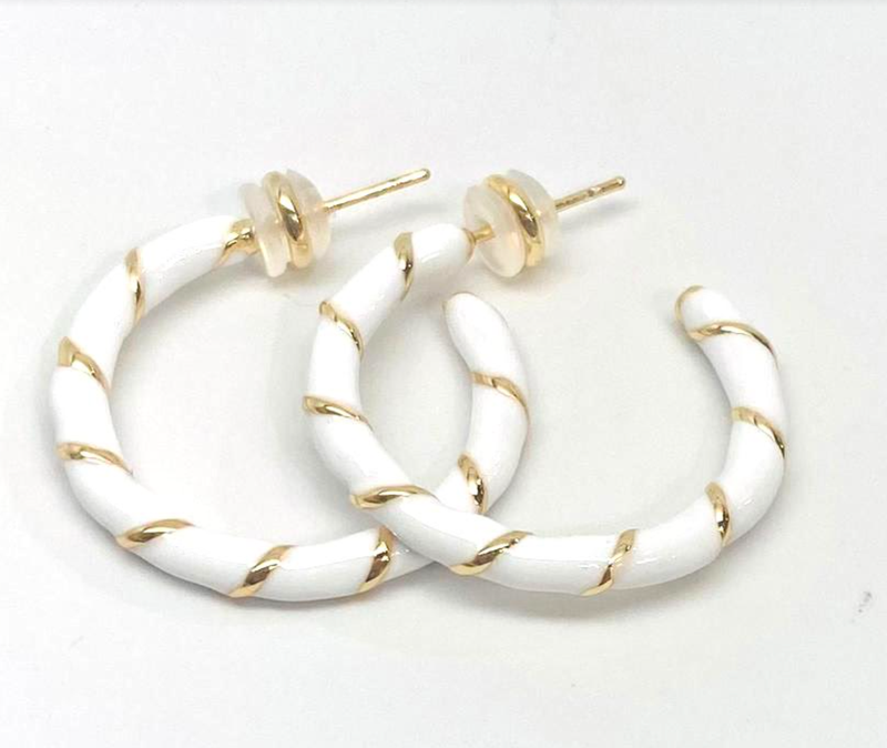 Melania Clara Lulu Earrings - 8 Colors!