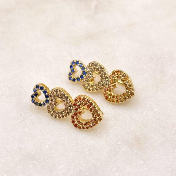 Melania Clara Presley Earrings