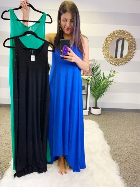 Summer is Here Maxi Dress