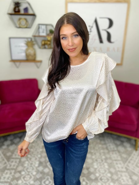 New Years Eve Top - 2 Colors!