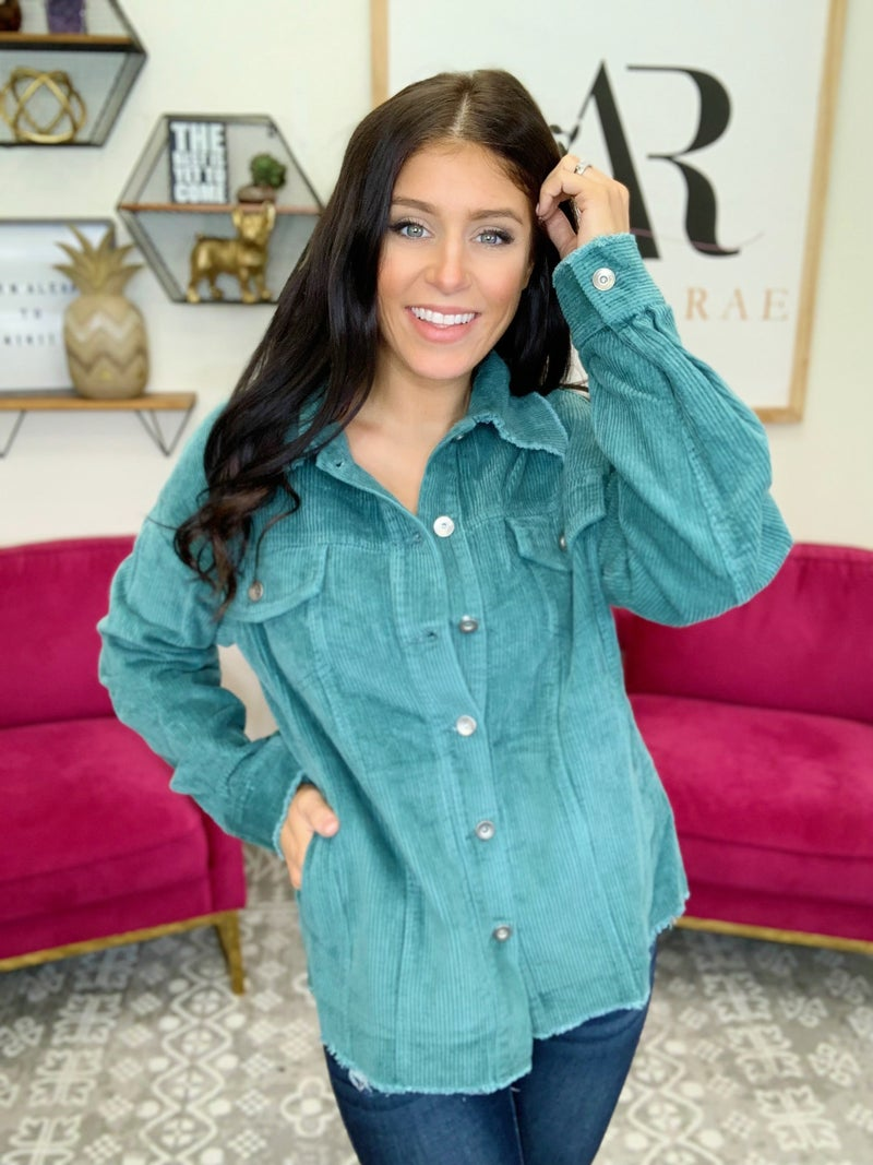 Morning Walk Jacket - 2 Colors!