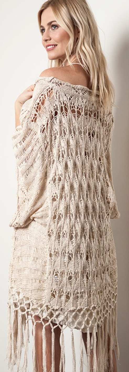 Natural Reaction Sweater