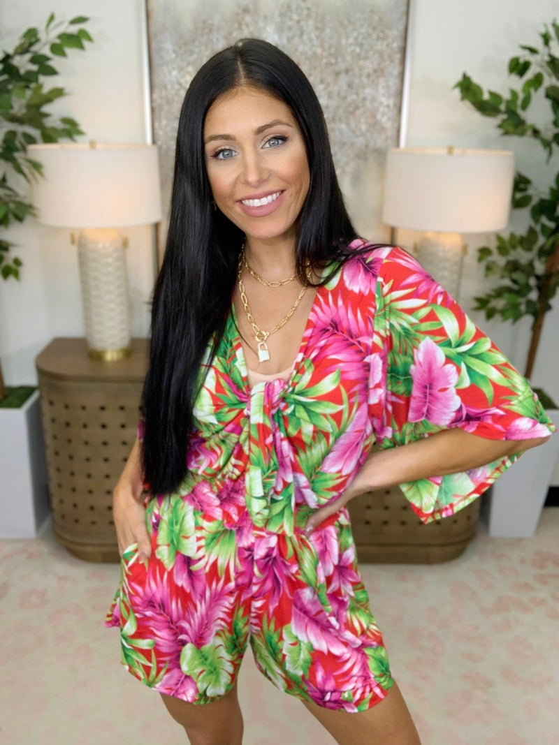 Hall Of Fame Romper - 2 Colors!