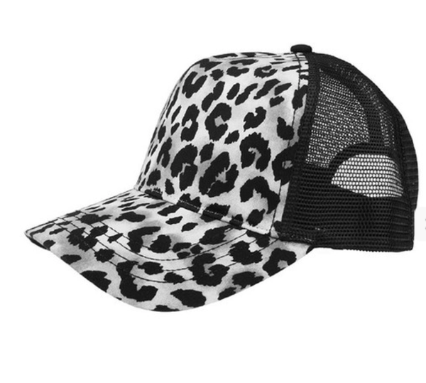 Wild Thing Hat - White