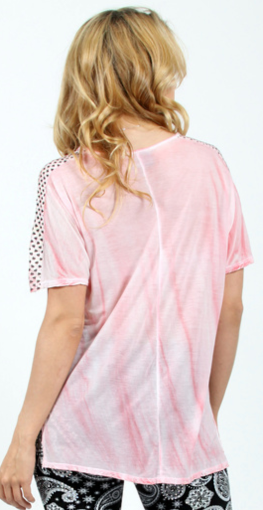 Nothing But Charming Top - 2 Colors!