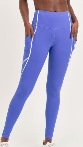 Futuristic Leggings - 2 Colors!
