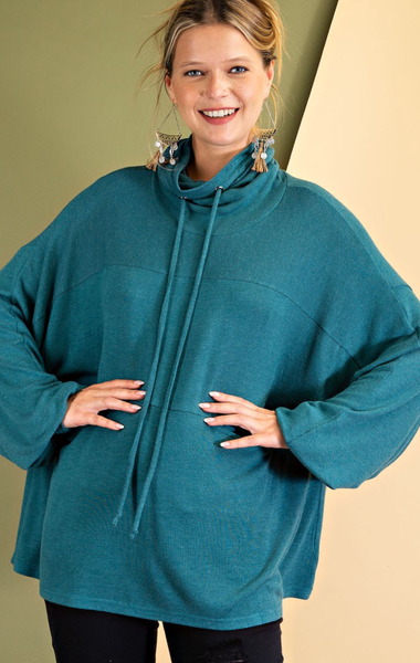 Pulling The Wool Over Pullover - 3 Colors!