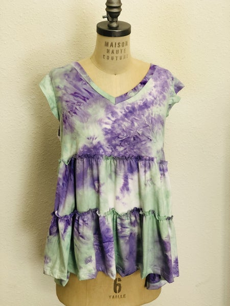 Lilac Wishes Top