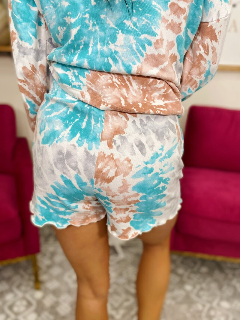 Styling Miss Daisy Shorts