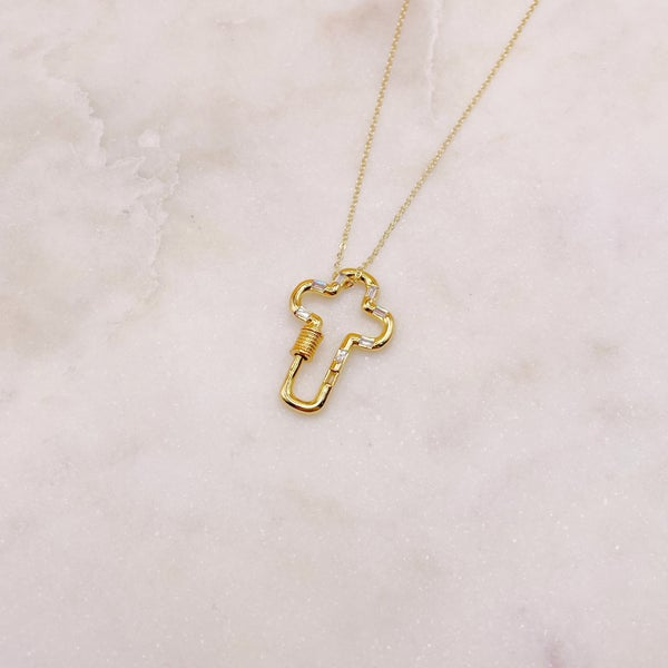 BB Lila Promise Keeper Necklace
