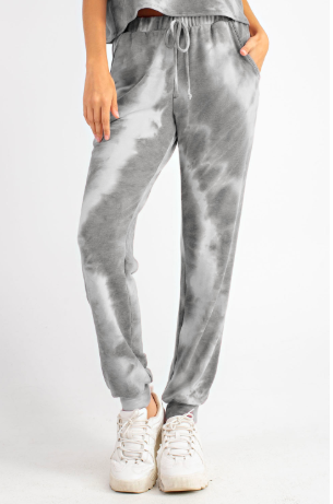 Comfy and Chic Joggers - Grey