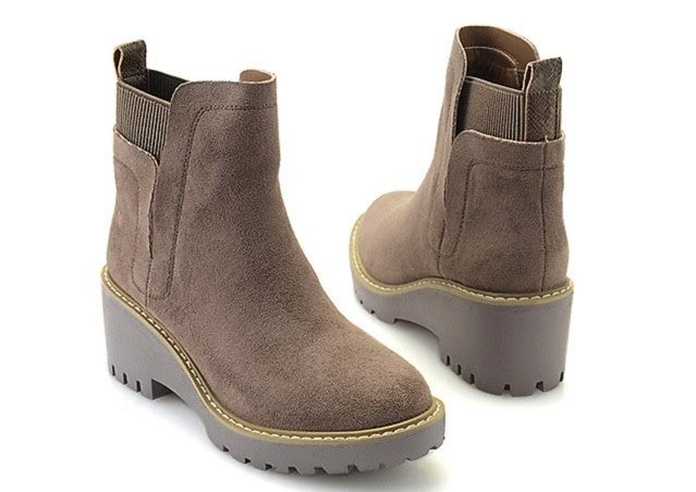 Corky's Basic Boots - 4 Colors!