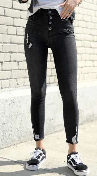 Risen On The Fly Skinny Jeans