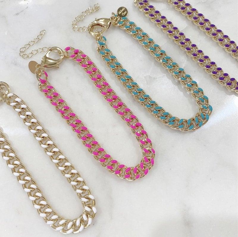 Melania Clara Savannah Bracelet - 4 Colors!