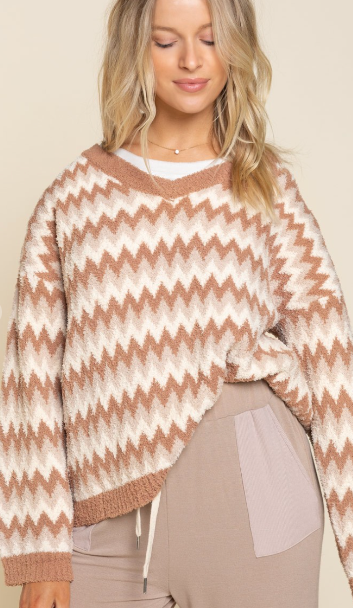Valley View Sweater - 4 Colors!