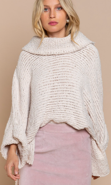 Bold Statements Sweater - 3 Colors!