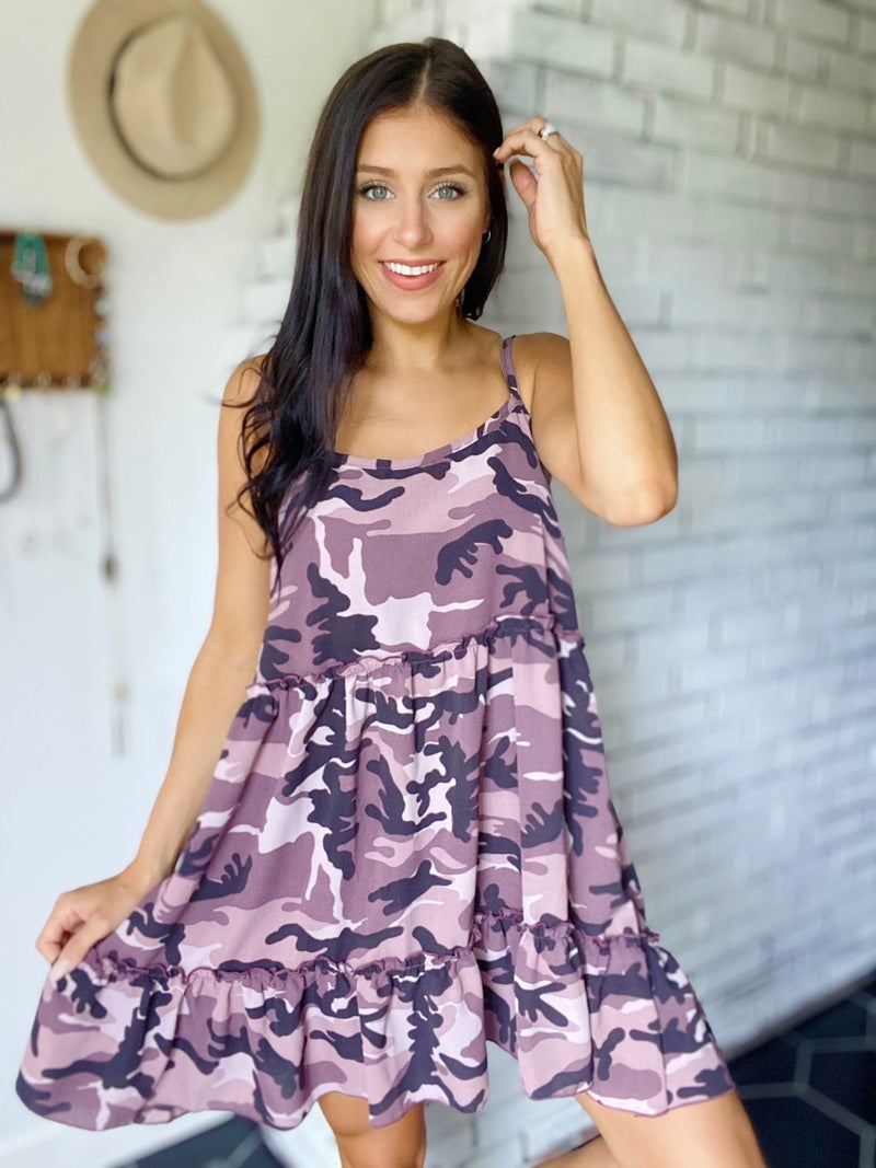 Combat Girl Dress-2 Colors