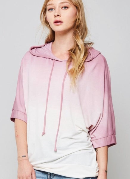 Ombre All Day Hoodie