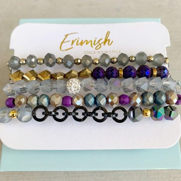 Erimish 5 Piece Stack