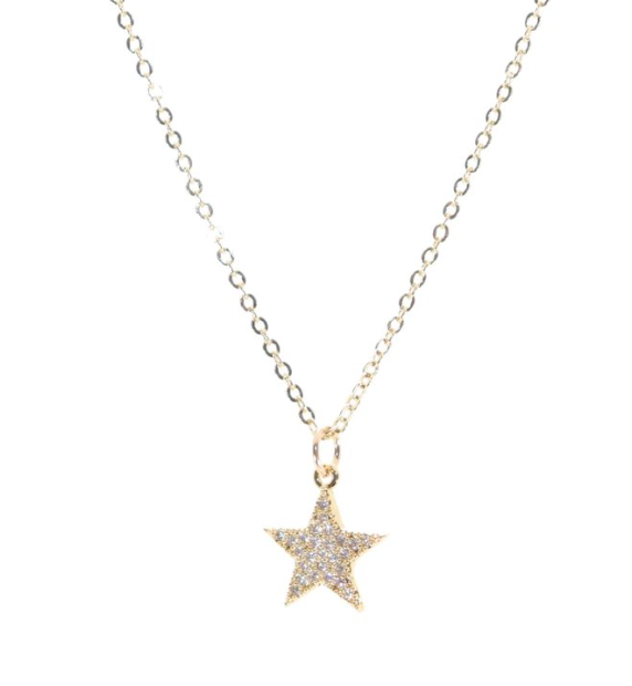 BB Lila Starboy Necklace