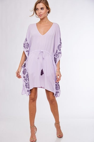 SUMMER AND SUN KIMONO DRESS
