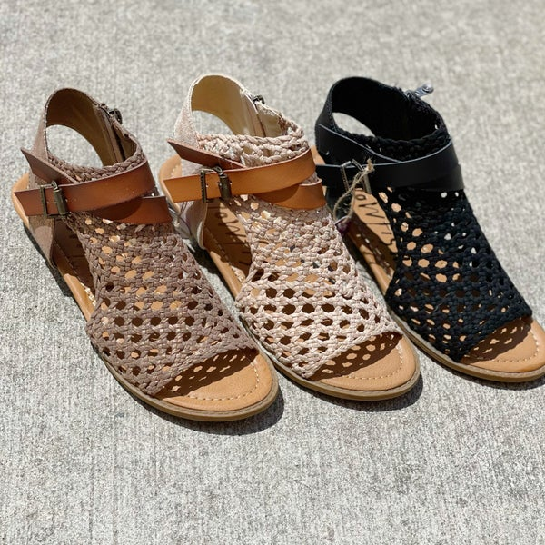 Blowfish Balla D Sandals- 4 COLORS