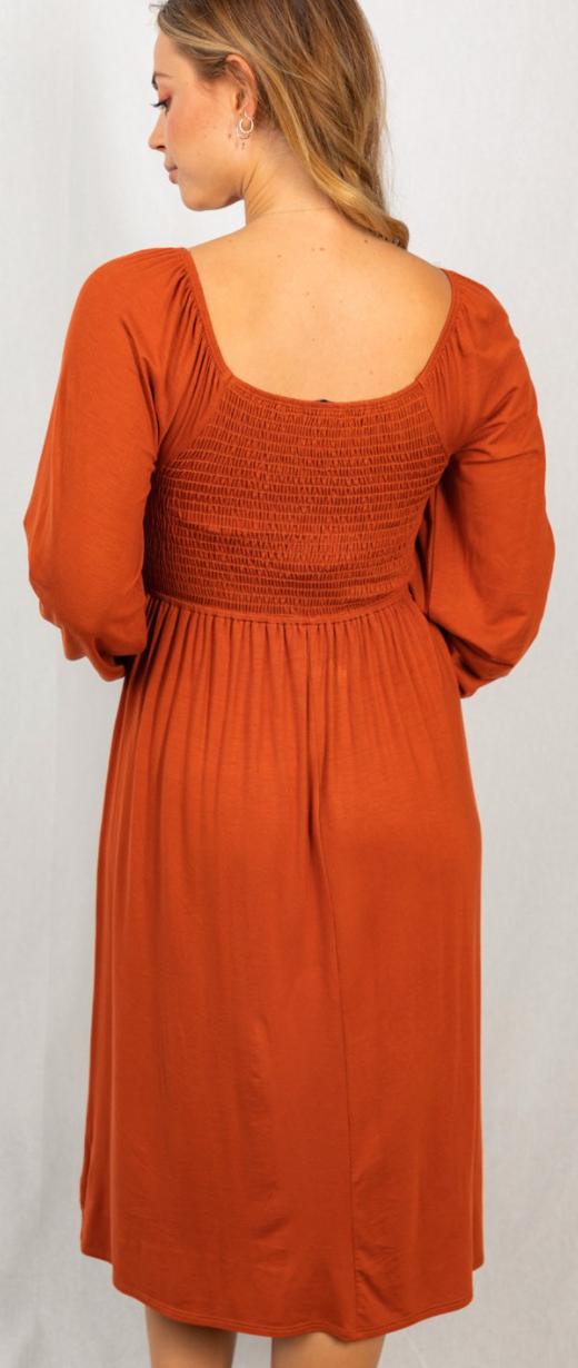 Devine Beauty Dress - 2 Colors!