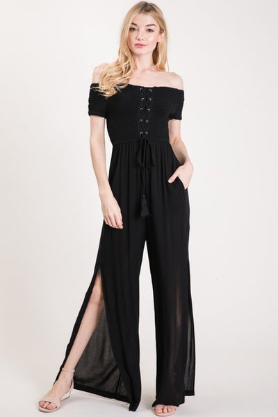 All Tied Up Jumpsuit