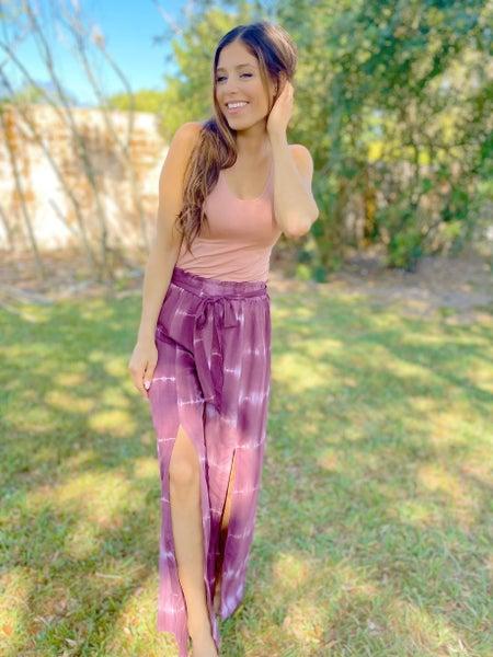 Stay Sweet Tye Dye Pants