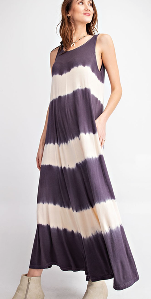 Seaside Escape Maxi Dress