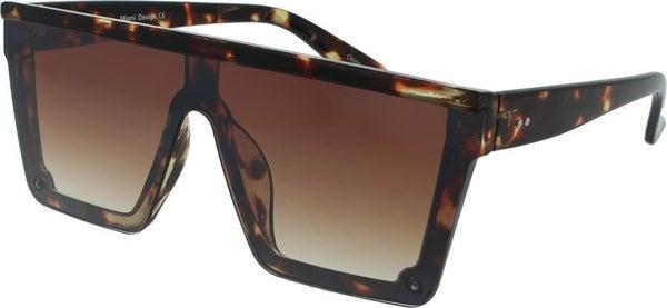 Floats Ego Large Square Fashion Sunglasses