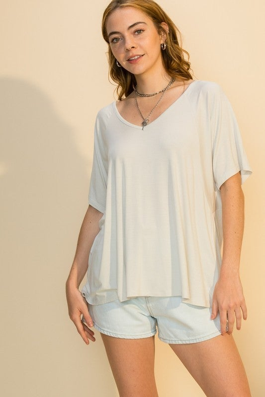 Solid Or Stripe Top - 5 Colors!