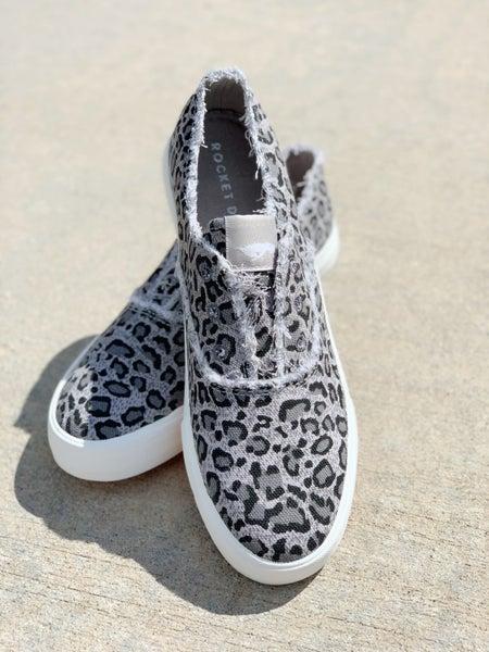 Street Talk Slip On Sneaker- Leopard