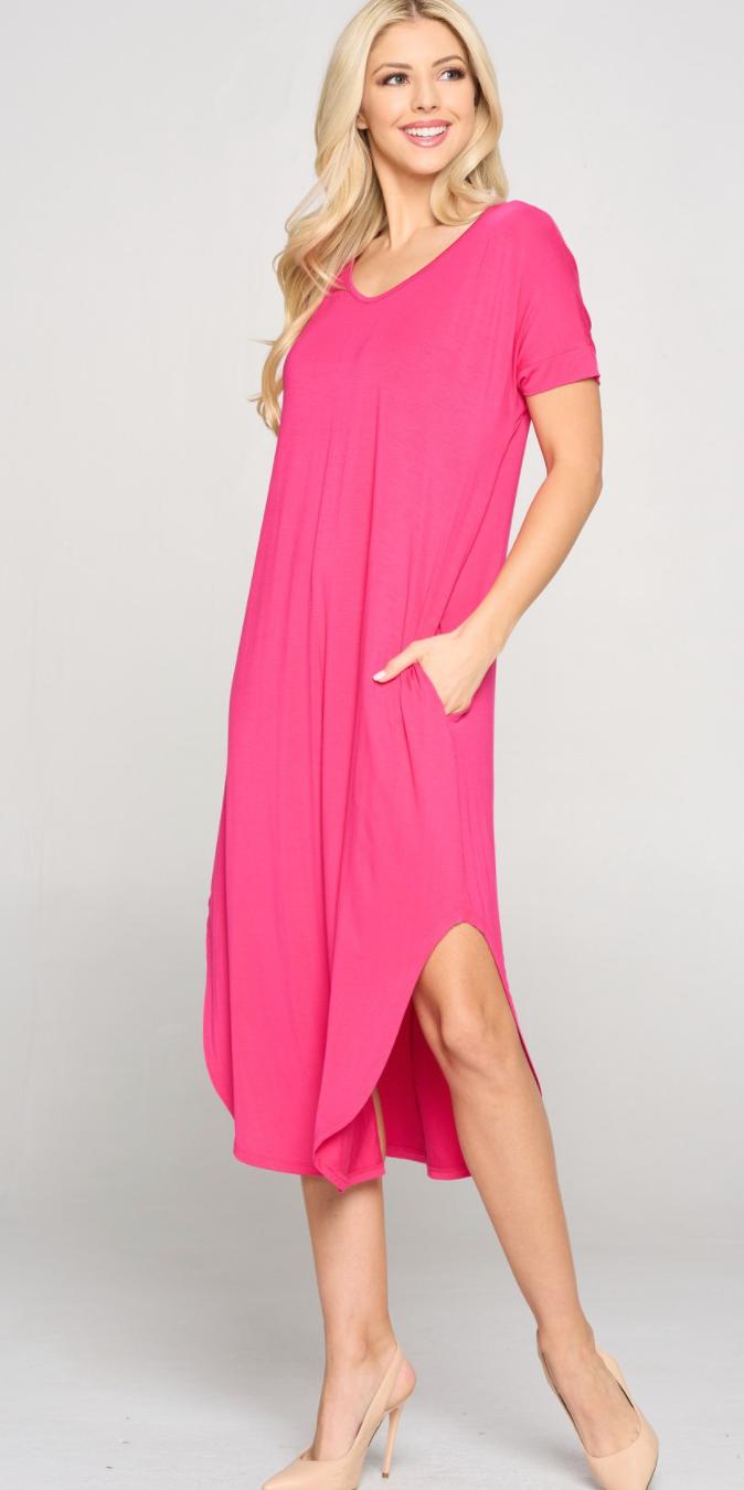Beachy Babe Dress - 3 Colors!