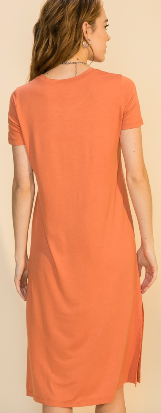 Don't Mess With Texas T-shirt Dress - 3 Colors!