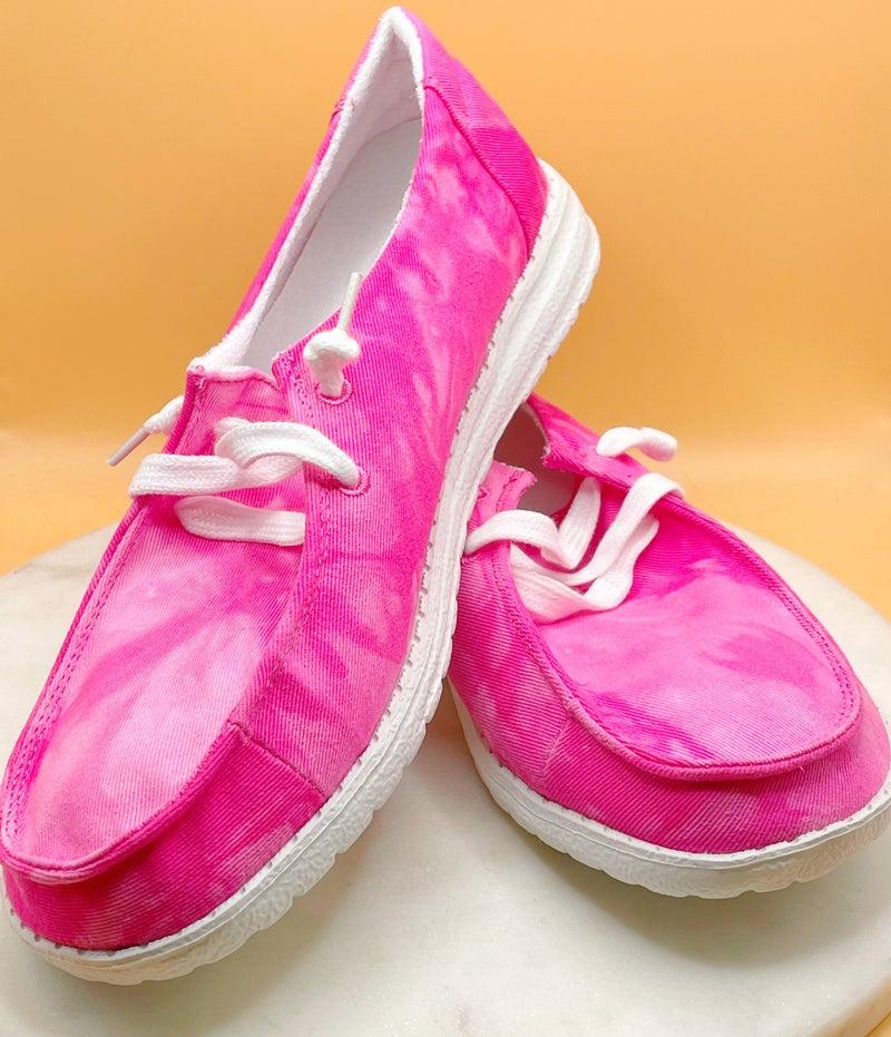 Gypsy Jazz Streak Shoes - 3 Colors!
